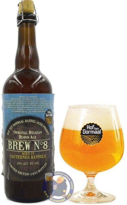 hof-ten-dormaal-barrel-projet-no8-sauterne-belgian-beer