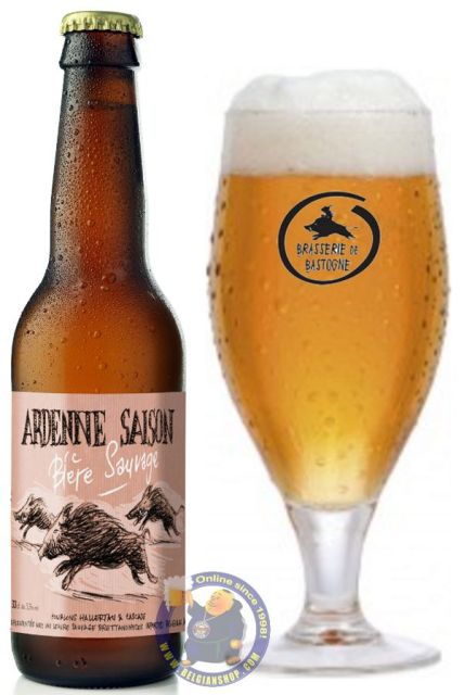 Ardenne-Saison-Brasserie-de-Bastogne-Belgian-Beer