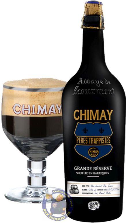 Chimay-Grande-Reserve-Barrel-Vintage-2017-B-Belgian-Beer