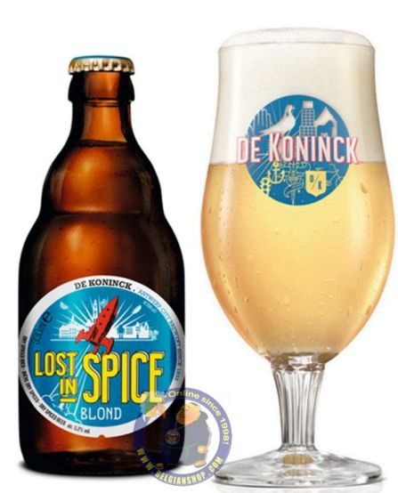 Lost-In-Spice-De-Koninck-Belgian-Beer