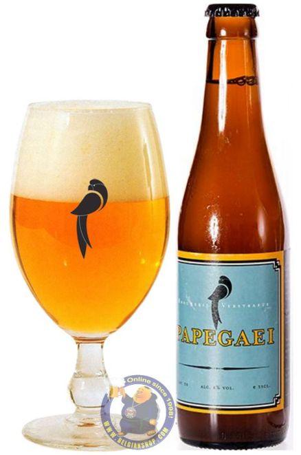 Papegaei-Belgian-Beer