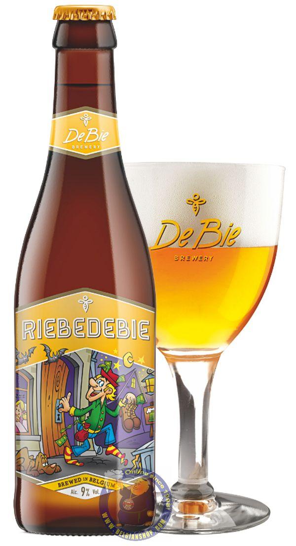 Riebedebie-Belgian-Beer