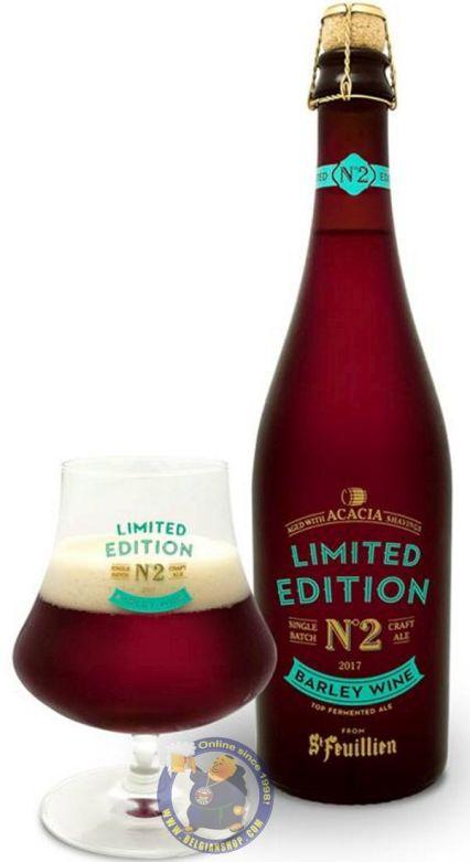 St-Feuillien-Barley-Wine-2-Edition-Belgian-Beer