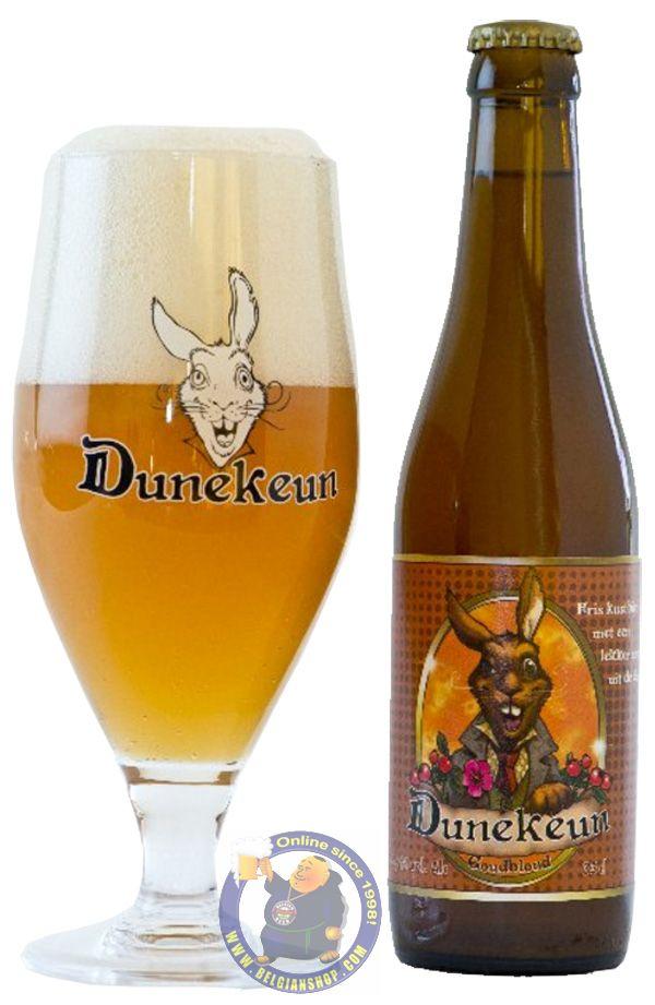 Dunekeun-GoudBlond-Belgian-Beer
